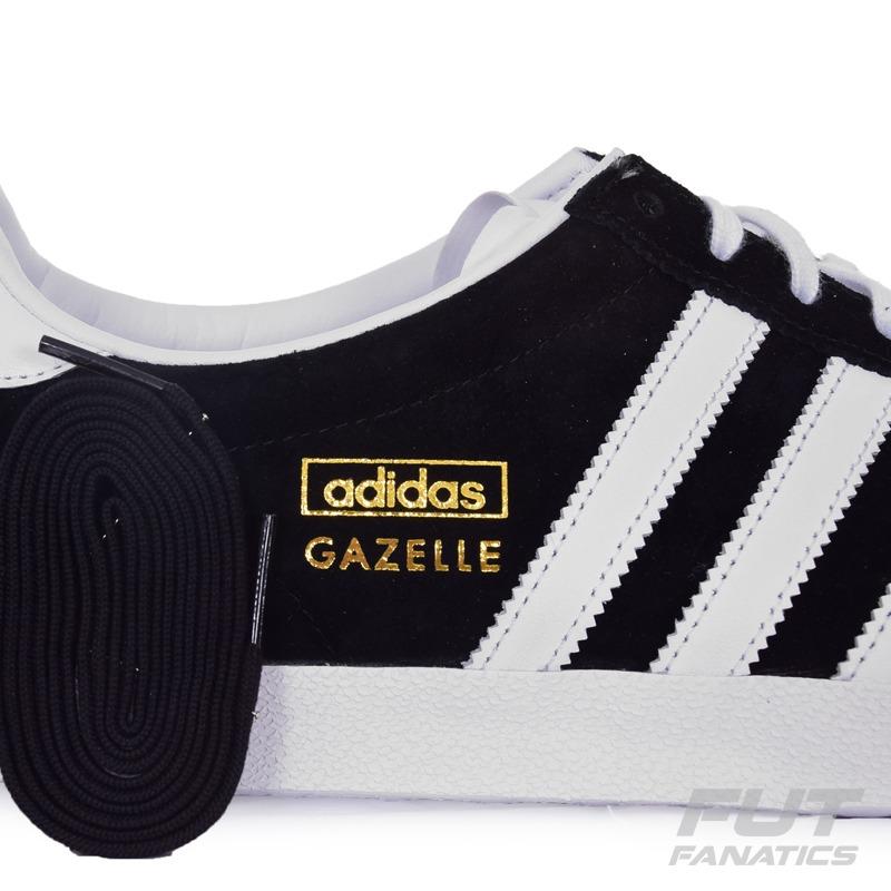 e5a7549ce4 tênis adidas gazelle og preto - futfanatics. Carregando zoom.