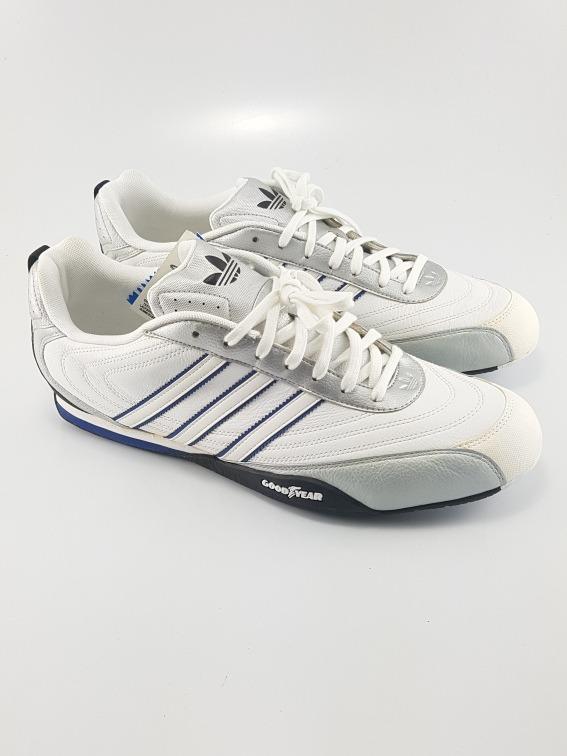e2fdf042a76c6d Tênis adidas Goodyear Street 44 - R  250