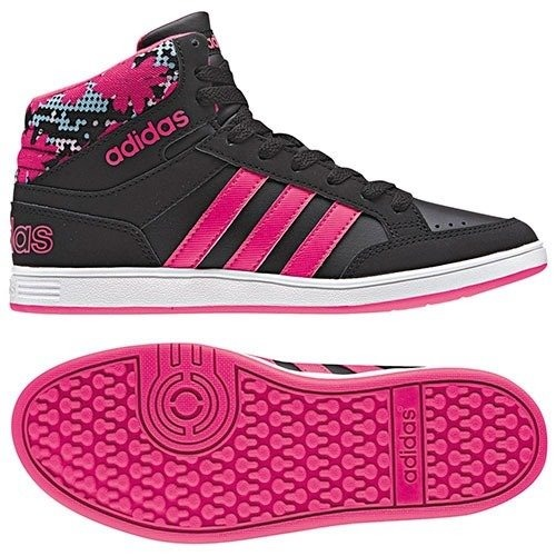 5535be859c108 Tênis adidas Hoops Mid K - Lifestyle   Casual - R  210