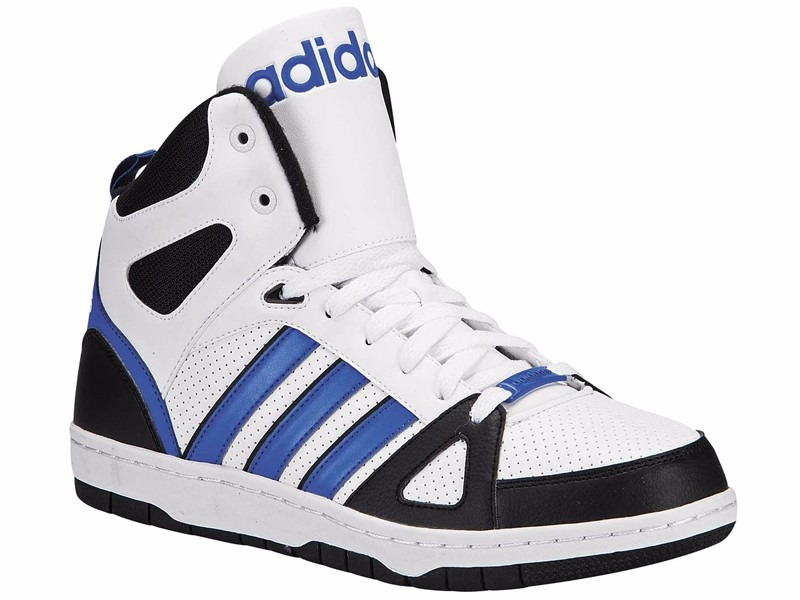 ddc923064fc Tênis adidas Hoops Team Mid Star Basketball