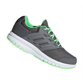 finest selection c72fc 074be Tenis Adidas Galaxy Incision Tr Feminino Size Us 9 - Adidas Cinza ...
