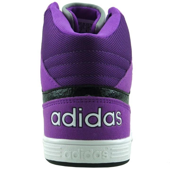 8f3d97566a1 Tênis adidas Infantil Hoops Mid K - R  229