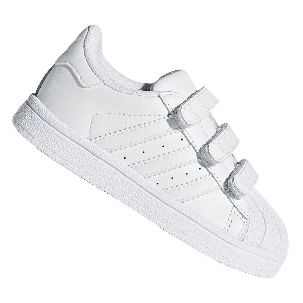 tênis adidas infantil originals superstar cf bz0416 original. Carregando  zoom. 66d803885318d