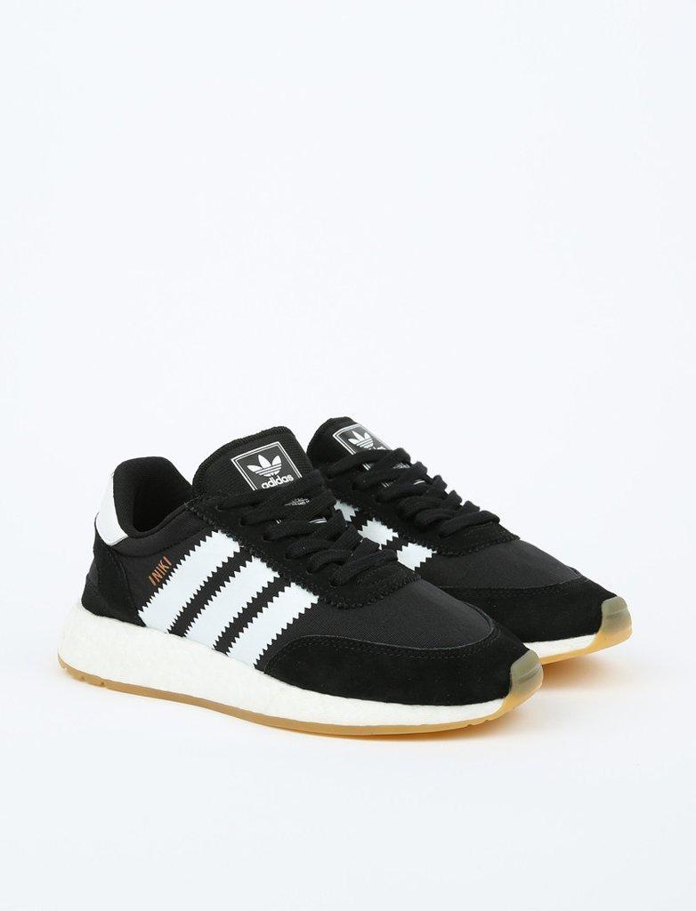 a90966e34d3e2 tênis adidas iniki runner preto e branco original promoção. Carregando zoom.