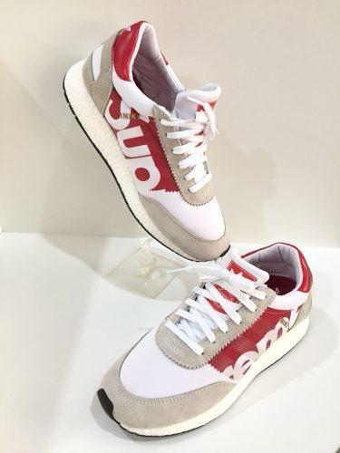 634668c3336 Tênis adidas Iniki X Supreme Original Promoção - R  370