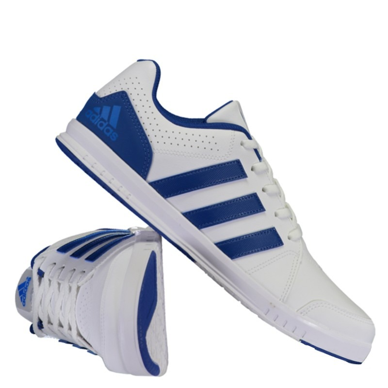 ea67100c70b tênis adidas lk trainer 7 juvenil branco. Carregando zoom.