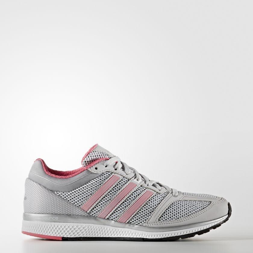 b4c215bb09 tênis adidas mana rc bounce w feminino cinza rosa b72972. Carregando zoom.