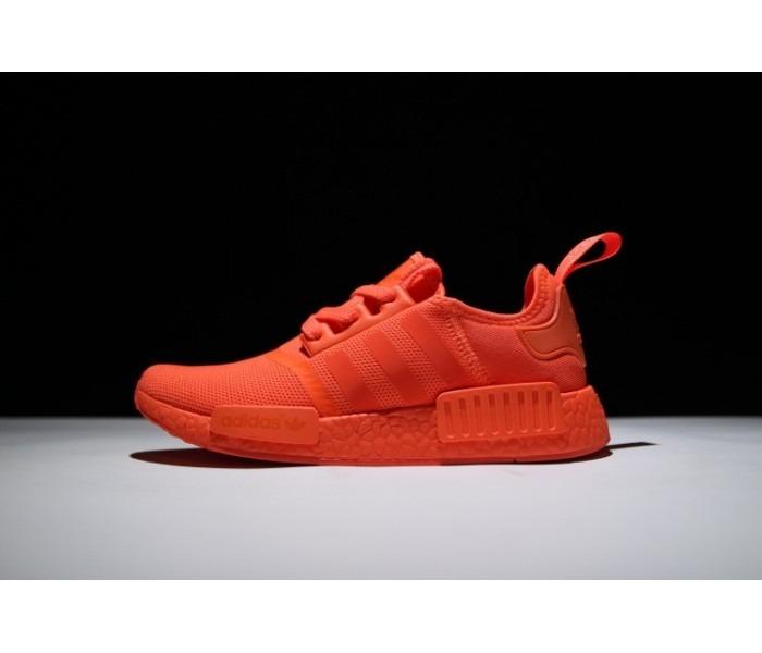 32e9092eb6d tênis adidas nmd runner r1 masculino laranja + caixa + frete. Carregando  zoom... tênis adidas masculino
