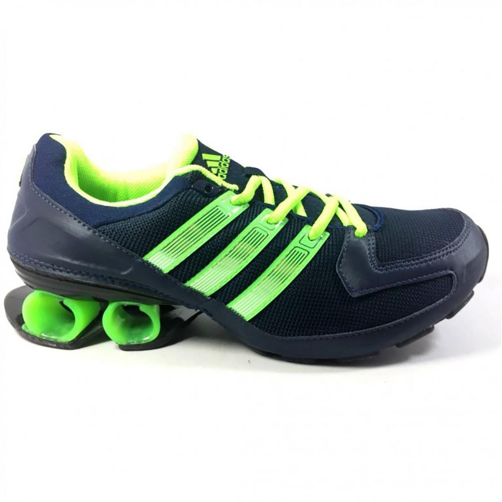 9e28dccff5 Tênis adidas Komet Masculino - Azul E Verde - R  379
