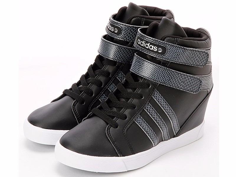 Tênis adidas Neo Daily Wedge Sneaker High 0c5d747f278b6