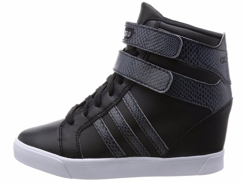 f1c16bd9a4cd94 ... reduced tênis adidas neo daily wedge sneaker high a pronta entrega.  carregando zoom. f6b08
