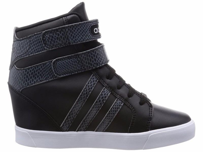 982863e9b tênis adidas neo daily wedge sneaker high, a pronta entrega. Carregando  zoom.