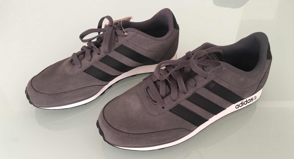 69c6766a62b65 ... where to buy tênis adidas neo label vracer lea original. carregando zoom.  a3010 ed9af
