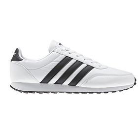 fb36e038634 Tenis Adidas V Racer Nylon - Calçados
