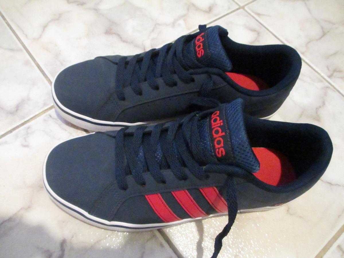 Tênis adidas Neo Vs Pace Azul Marinho Seminovo Tam. 39