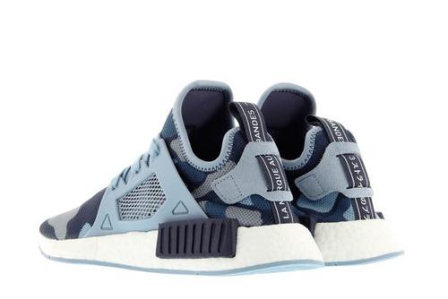 tênis adidas nmd azul feminino