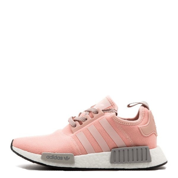 adidas nmd feminino branco e rosa