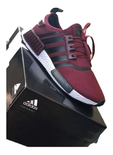 tênis adidas nmd runner r1 promoção leve par de meias grátis