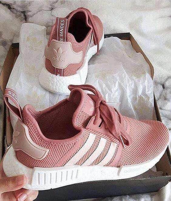 adidas nmd rosas