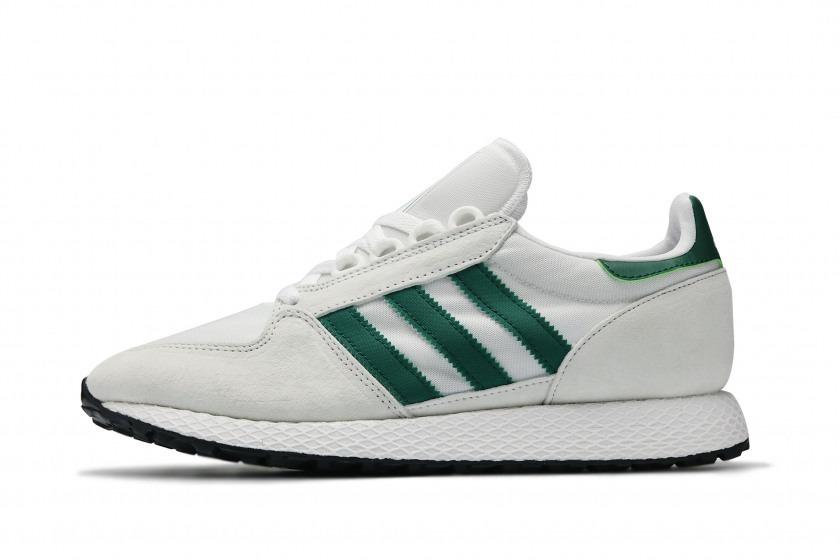 667bdd7bc21 tênis adidas originals forest grove branco. Carregando zoom.