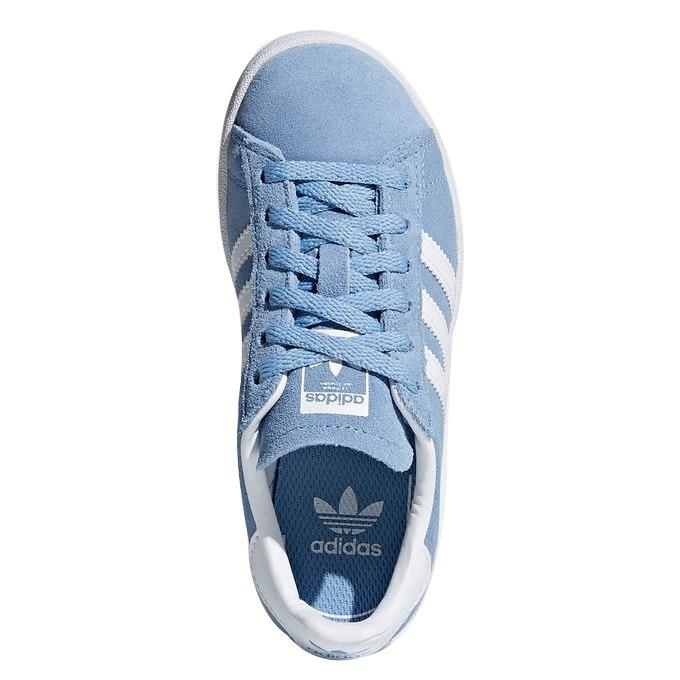 Tênis adidas Originals Infantil Campus Azul Db1351 Original - R  249 ... c52b32d7046a0