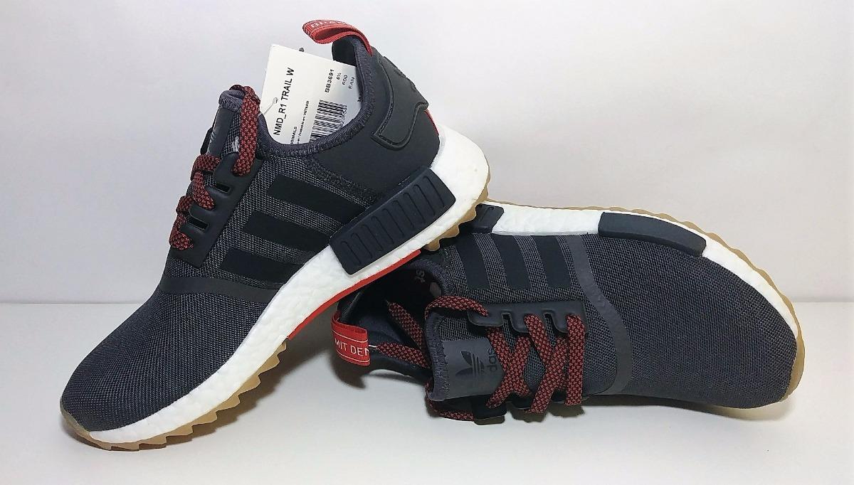 tênis adidas originals nmd r1 trail. Carregando zoom. 30c8a5c581506