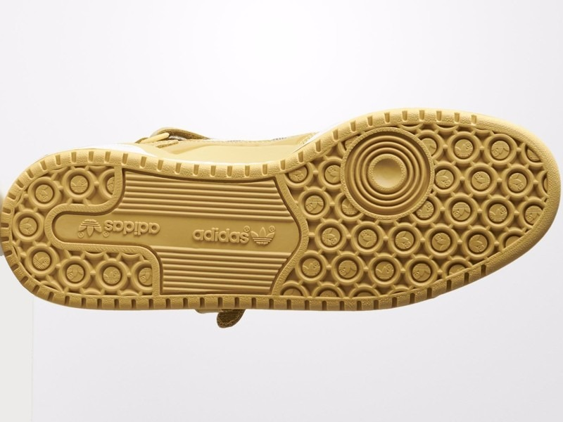 b79b73bbecf Tênis adidas Originals Star Forum Nigo Gold