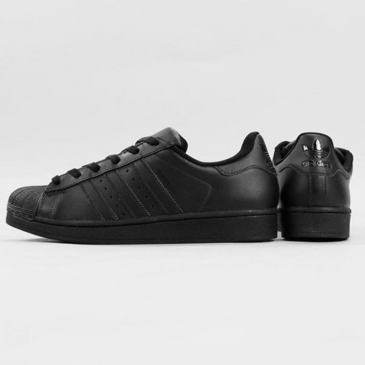 f84a55a4a Tênis adidas Originals Superstar Foundation Preto - R  399