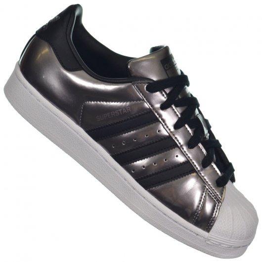 0da57cdb752 Tênis adidas Originals Superstar Loja Atitude - R  429