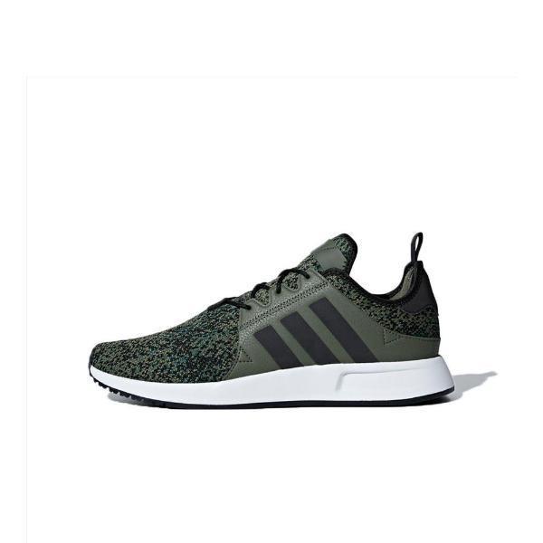 official photos 3c4e8 c1fb3 tênis adidas originals x plr verde militar