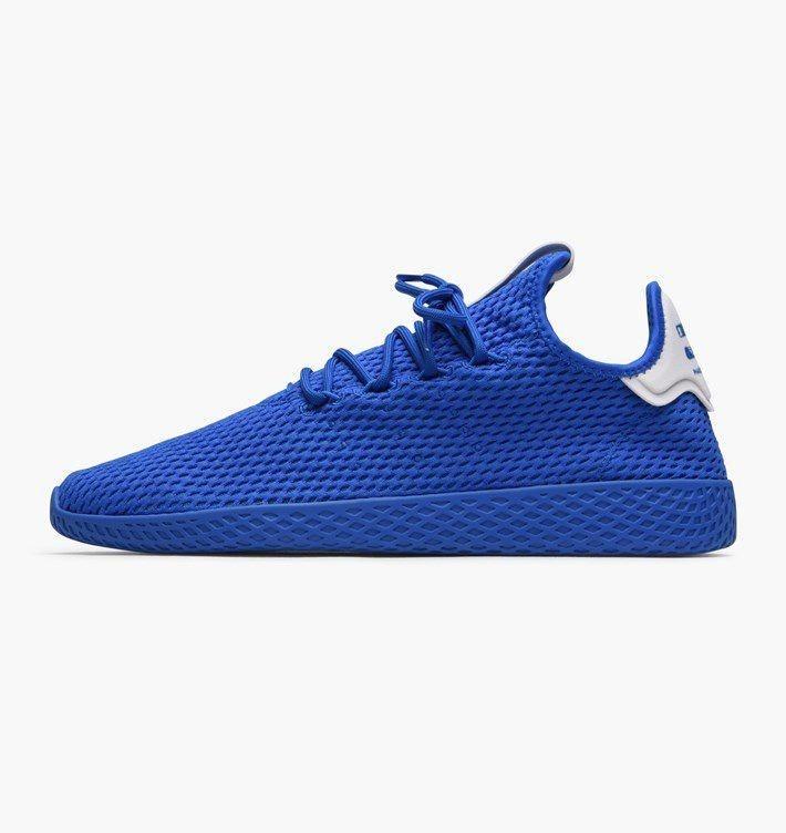 21195ffc9d14b Tênis adidas Pharrell Williams Hu Azul-original-frete Grátis - R ...