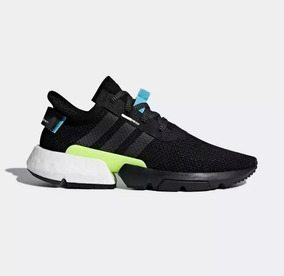 85eb18bb3d Tenis Adidas Rb Microbounce Cinzaamarelo Masculino Nike - Calçados ...