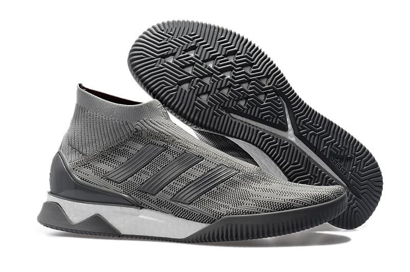tênis adidas predator tango 18+ tr boost pp sem cadarço. Carregando zoom. 56d655464ae82