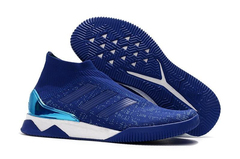 tênis adidas predator tango 18+ tr boost sem cadarço  2. Carregando zoom. e88cb90c4b2bf