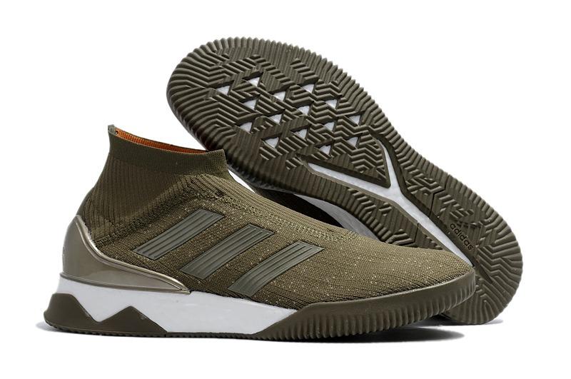 tênis adidas predator tango 18+ tr boost sem cadarço  4. Carregando zoom. 2ecda7deeda3d