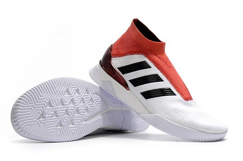tênis adidas predator tango 18+ tr boost sem cadarço. Carregando zoom. aca0b8b679494