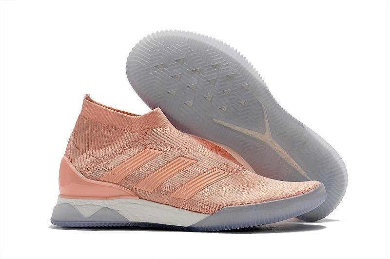 tênis adidas predator tango 18+ tr boost sem cadarço  cb. Carregando zoom. eb1f923d3aa28