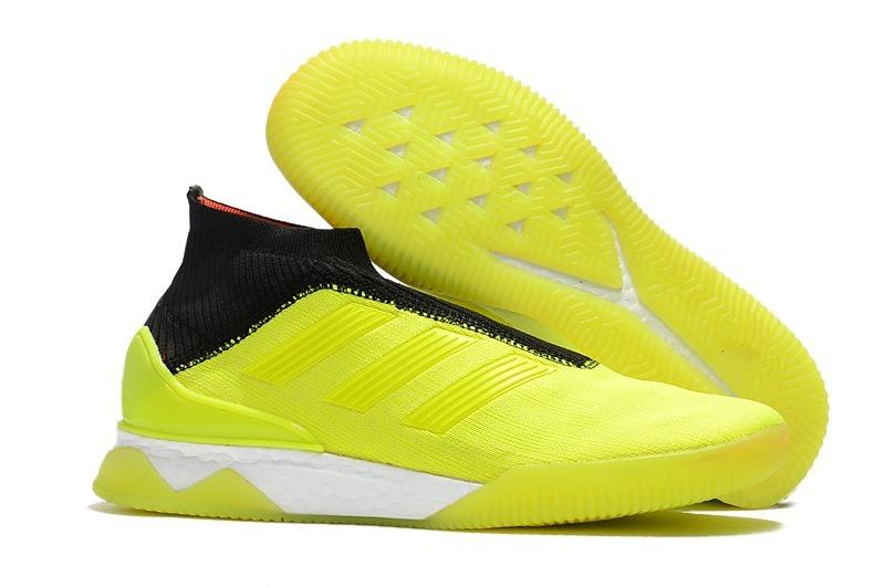 tênis adidas predator tango 18+ tr boost sem cadarço  ce. Carregando zoom. 04e66b584c90a