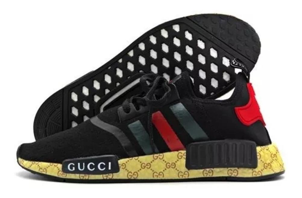 Tênis adidas R1 Nmd Gucci Boost Frete Grátis!!!