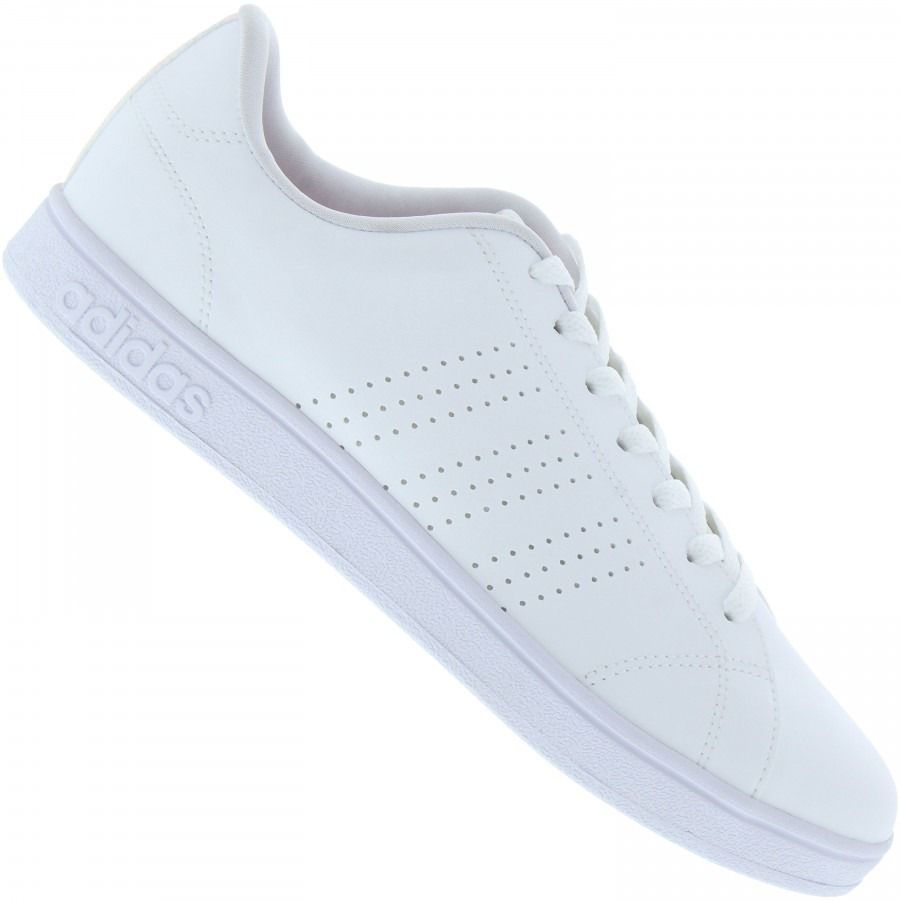 ec4be688184 tênis adidas sapatenis feminino neo vs advantage clean novo. Carregando zoom .