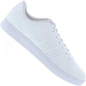 ceff9978a17 Tenis Adidas Feminino Com Brilho Dourado - Sapatos no Mercado Livre ...