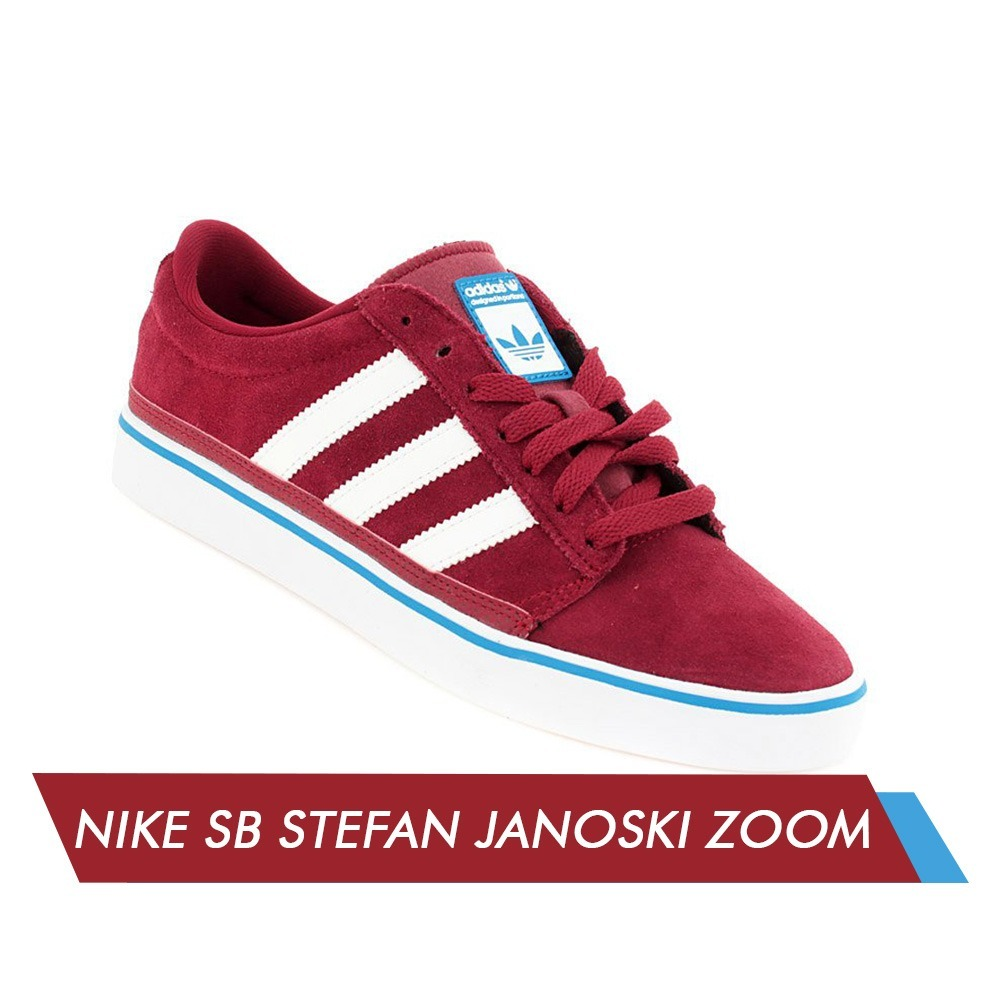 tênis adidas skateboarding rayado bordô original importado. Carregando zoom. f41c057e6