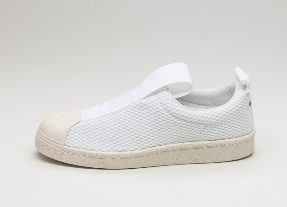 ... 620c0dfc426f Tênis adidas Slip On Superstar Bw Branco 34-43 30%off - R  ... 375c9af7e8d5f