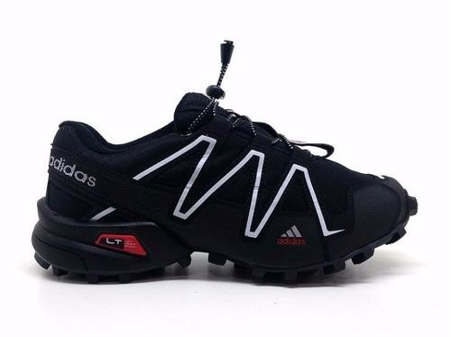 tênis adidas speedcross 3 trava botinha masculino aventura