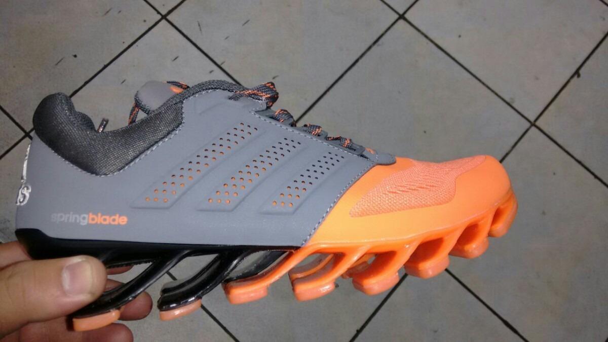 80f55287eb4 ... clearance tênis adidas springblade barato pronta entrega. carregando  zoom. ff3e2 e86bc