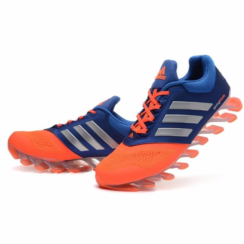 82ee07dd70 ... discount tênis adidas springblade drive 2 orange blue n44 novo. carregando  zoom.