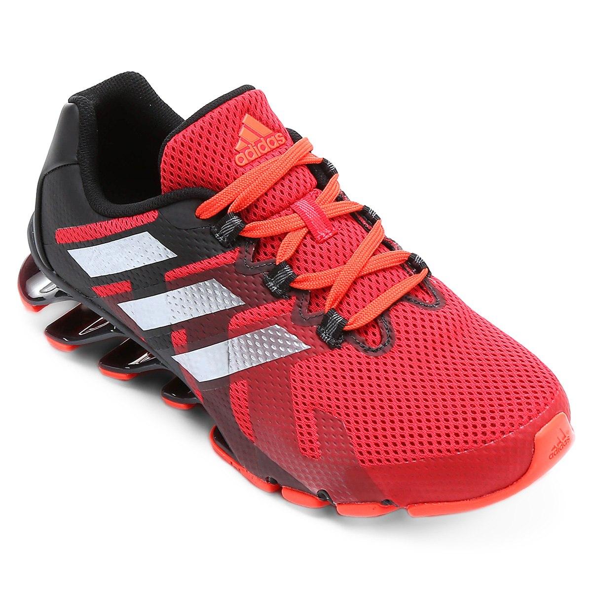 tênis adidas springblade vermelho. Carregando zoom. 774676d7c200e