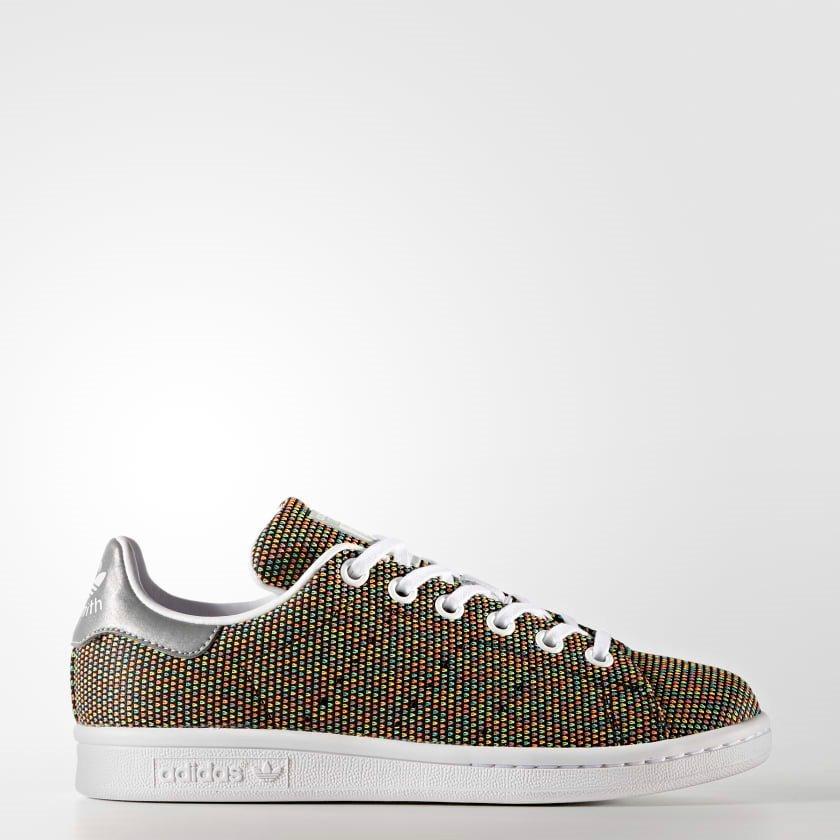 tênis adidas stan smith jazzy knit j - casual   lifestyle. Carregando zoom. 8baf929df6f62
