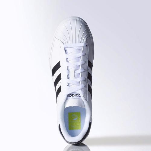 tênis adidas star bbneo classic casual original novo 1magnus