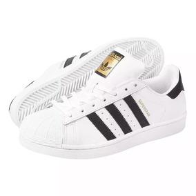 5a861d74abc Adida Superstar Star - Adidas Casuais no Mercado Livre Brasil